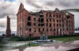 Мельница Гергардта: памятник Сталинградской битвы